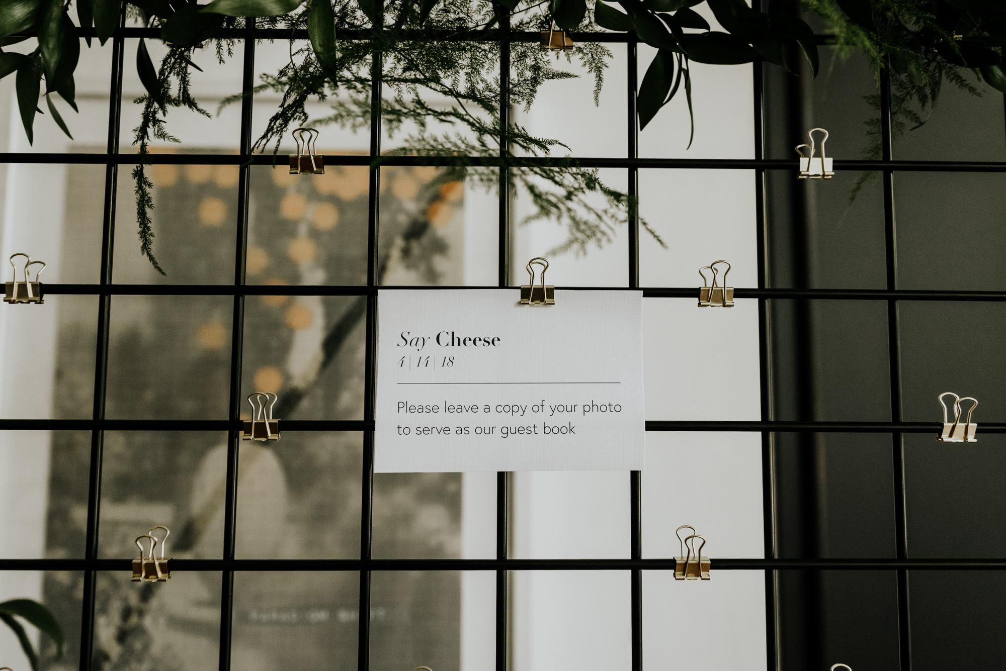 Modern Intimate Wedding Details in Austin, Texas