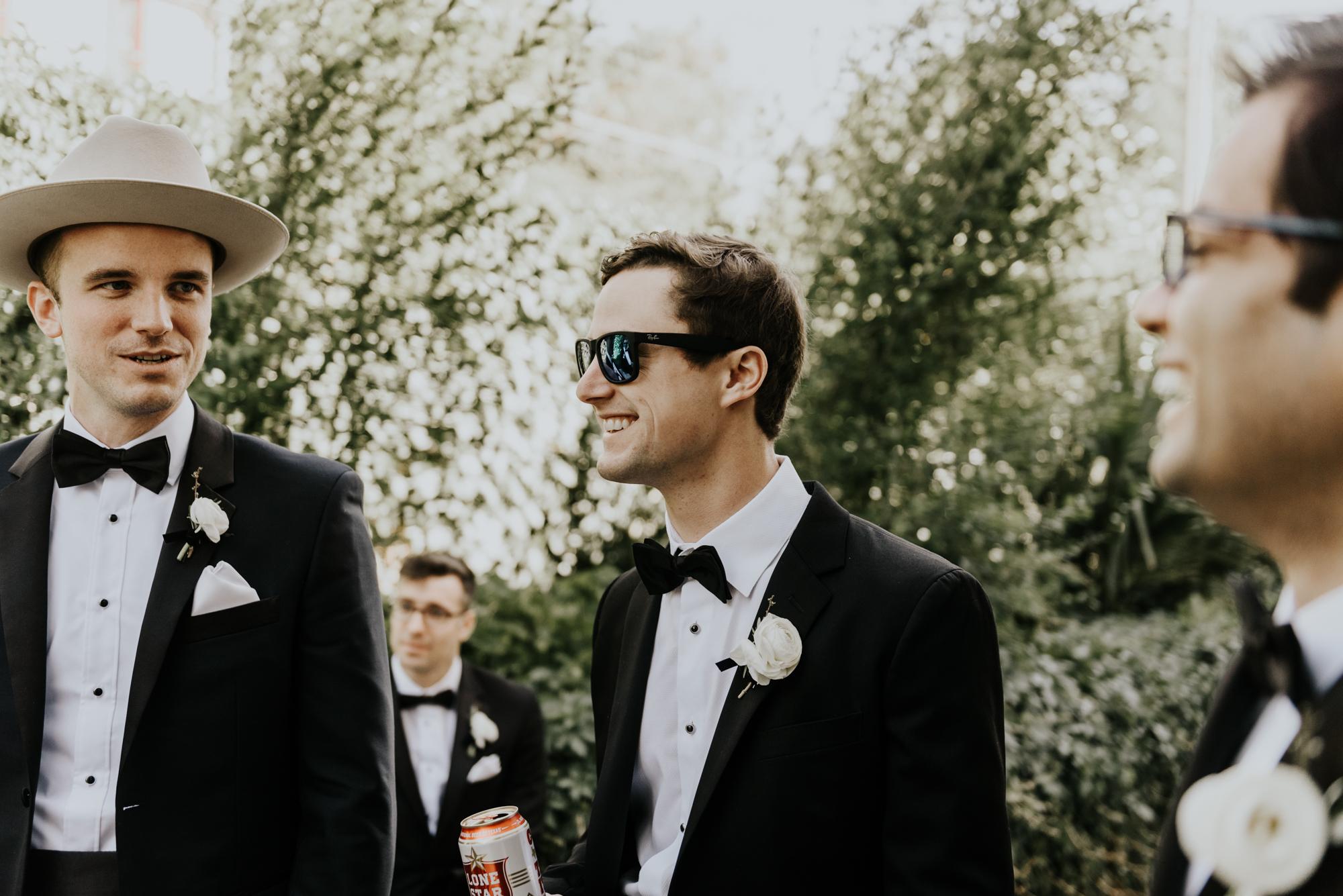 Intimate Wedding Day Photos Austin, Texas