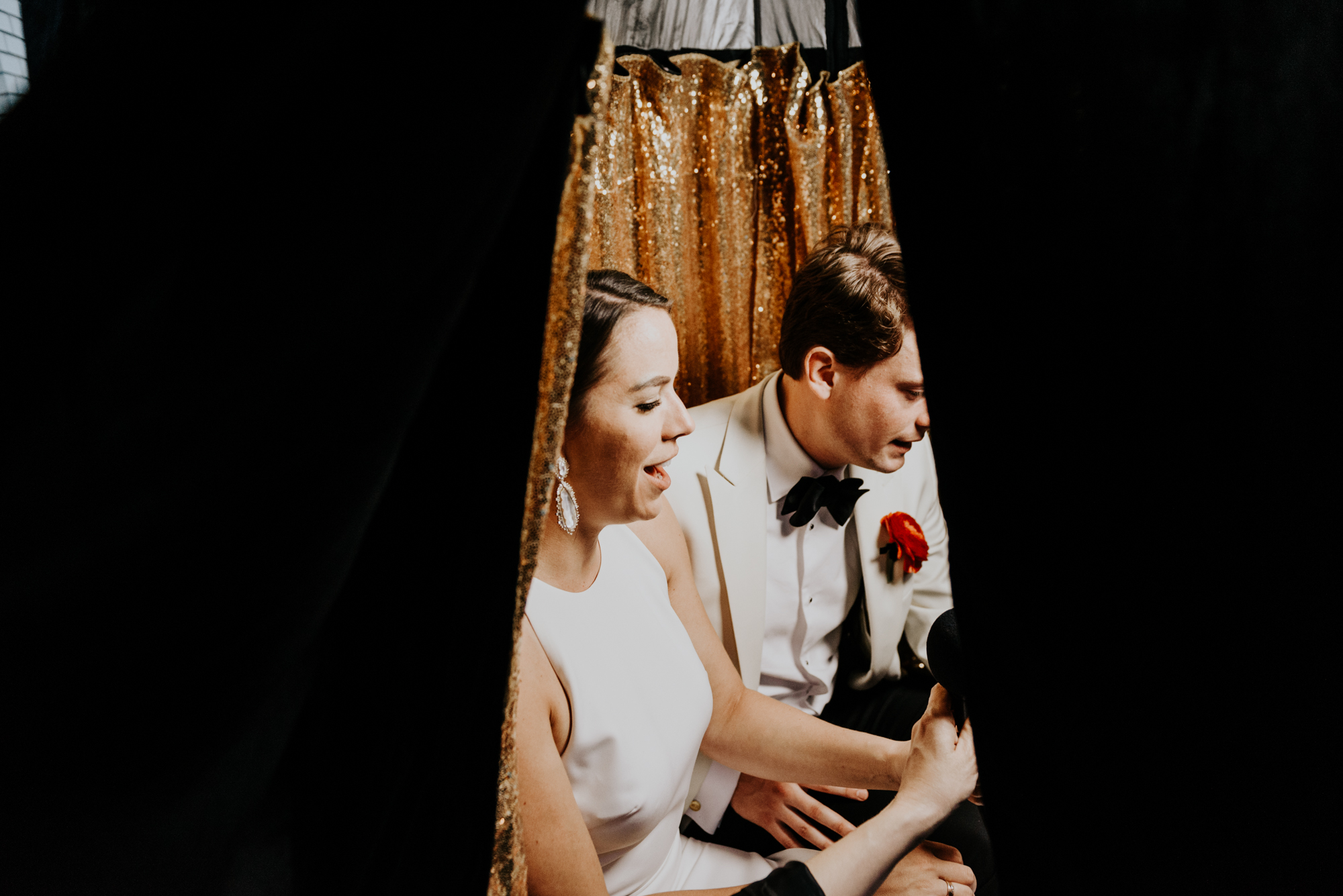 Intimate Wedding Day in Austin, Texas