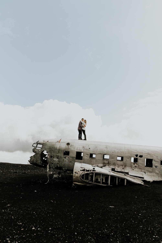 Unique Adventure Couples Photo Session in Iceland