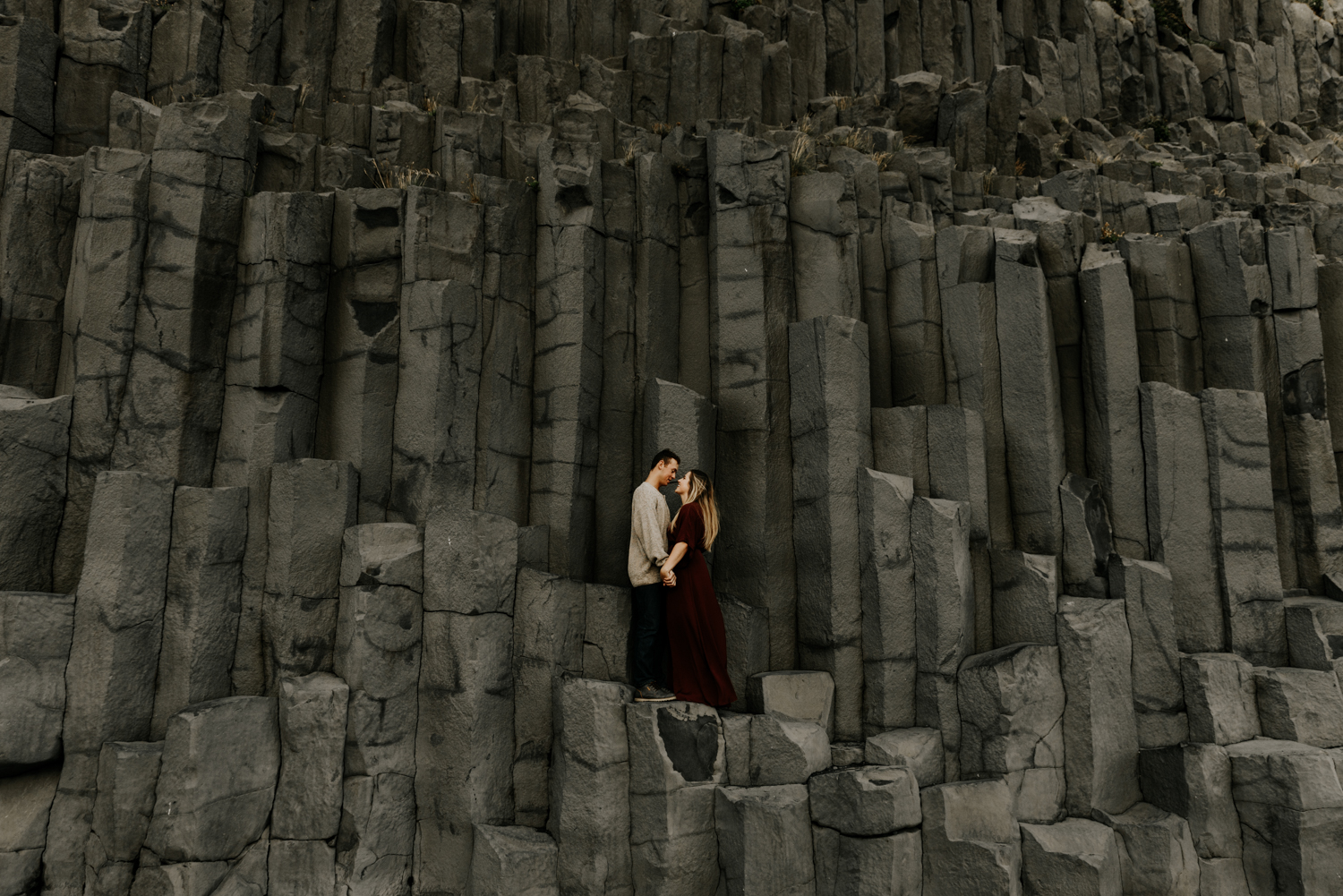 Vik, Anniversary Ideas and Adventure Photos in Iceland