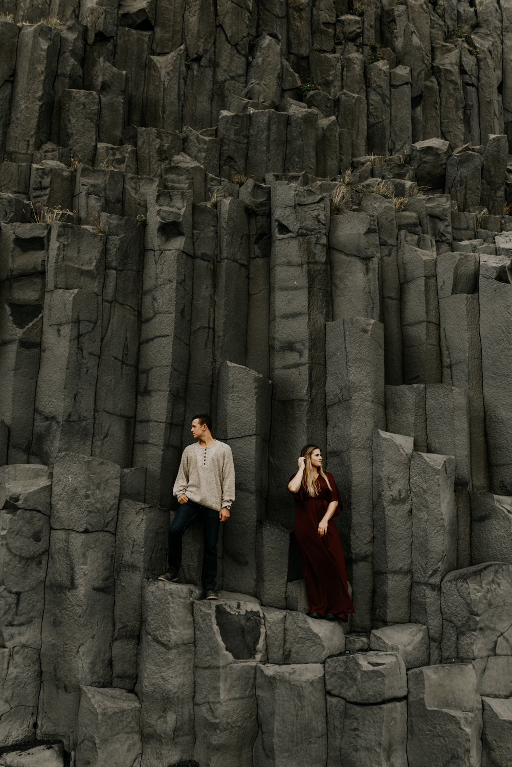 Vik, Anniversary Ideas and Adventure Photo session in Iceland