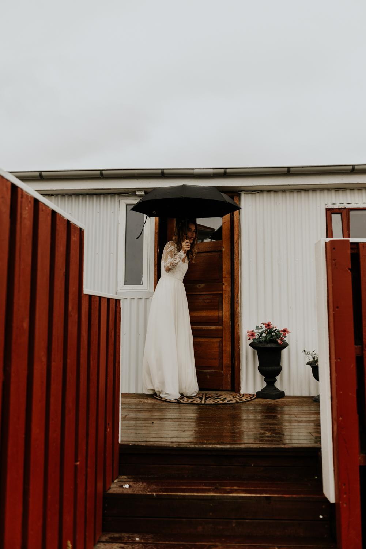 Destination Elopement Photographer in Vik, Iceland