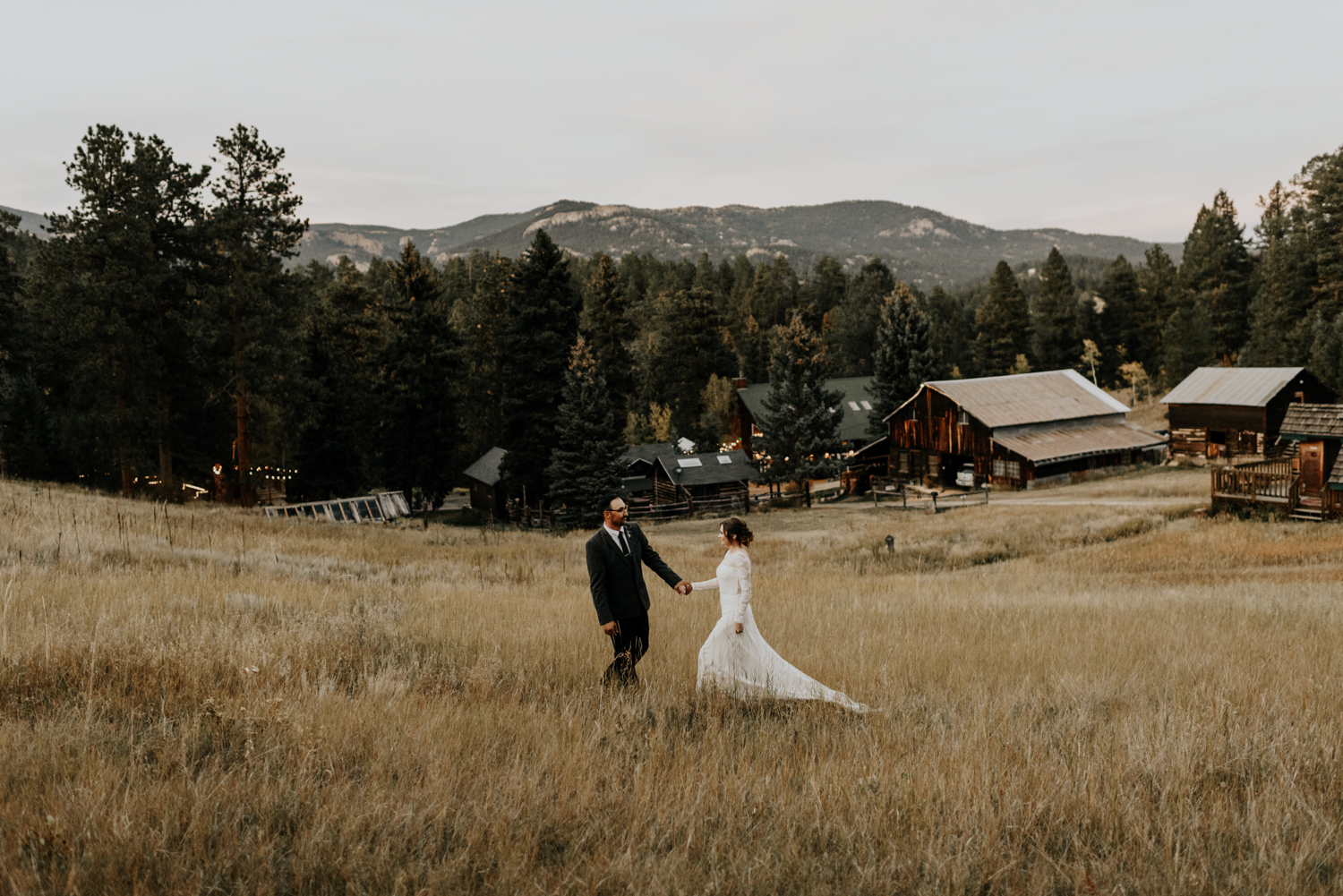 Intimate Mountain Wedding Photographer, Meadow Creek, Pine ColoradIntimate Mountain Wedding Photographer, Meadow Creek, Pine Colorado
