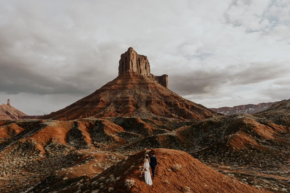 Adventure Elopement in Moab