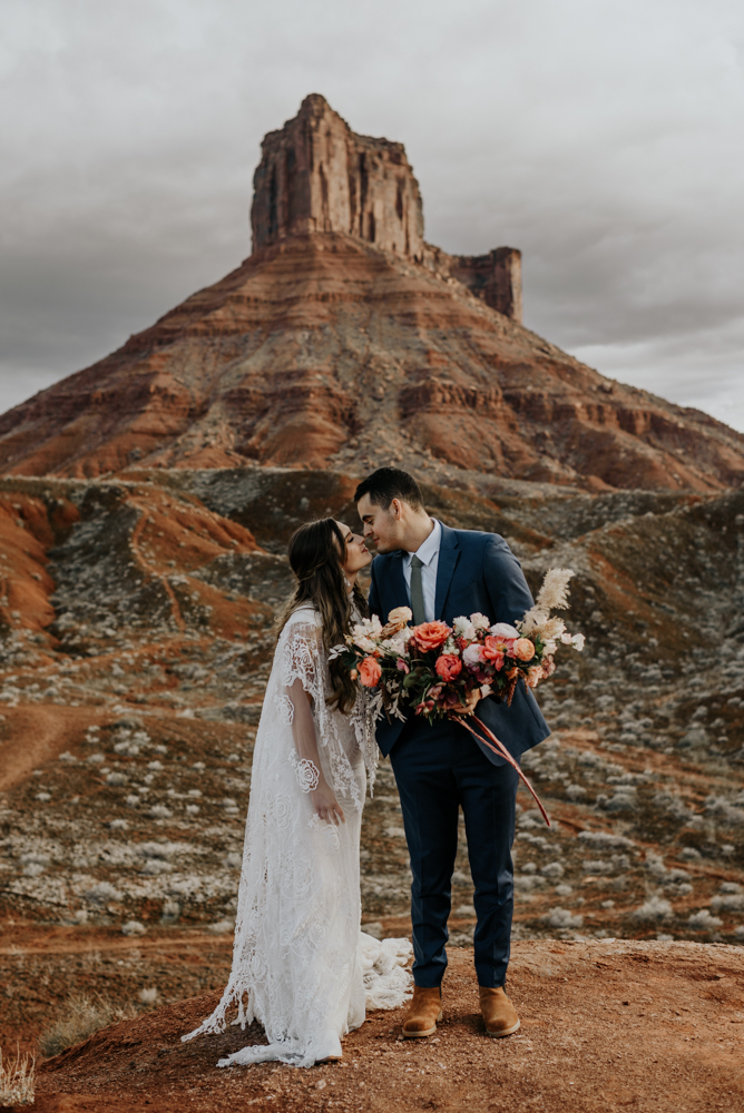 Vow Renewal in Moab