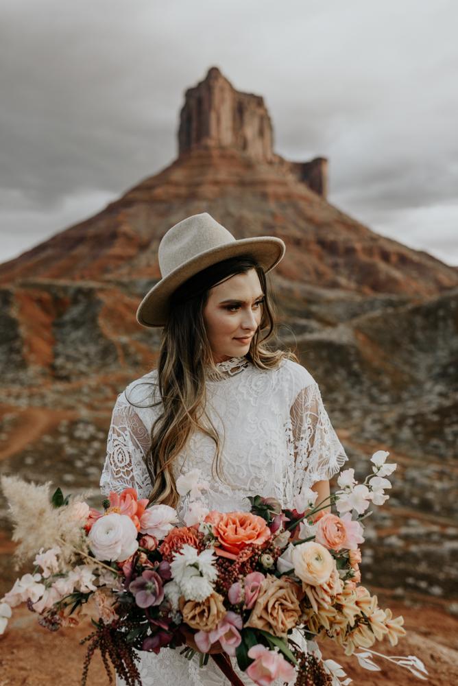 Elopement Adventure Wedding Dress Ideas