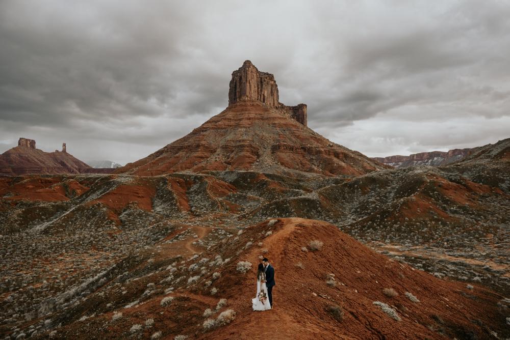 Elope in Moab, Utah
