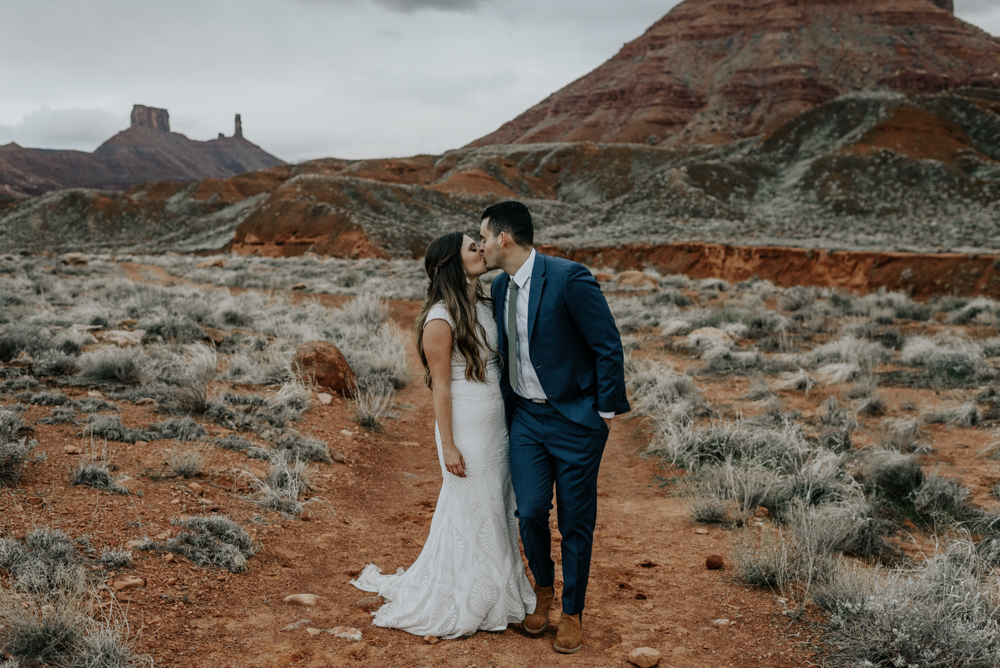 Elopement Photographer in Utah