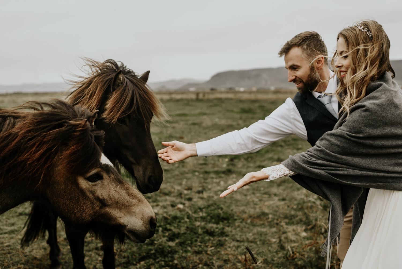 Iceland Adventure Wedding Elopement Photographer
