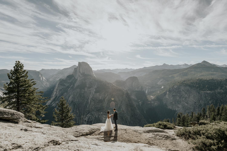 Yoesmite National Park Elopement Photographer