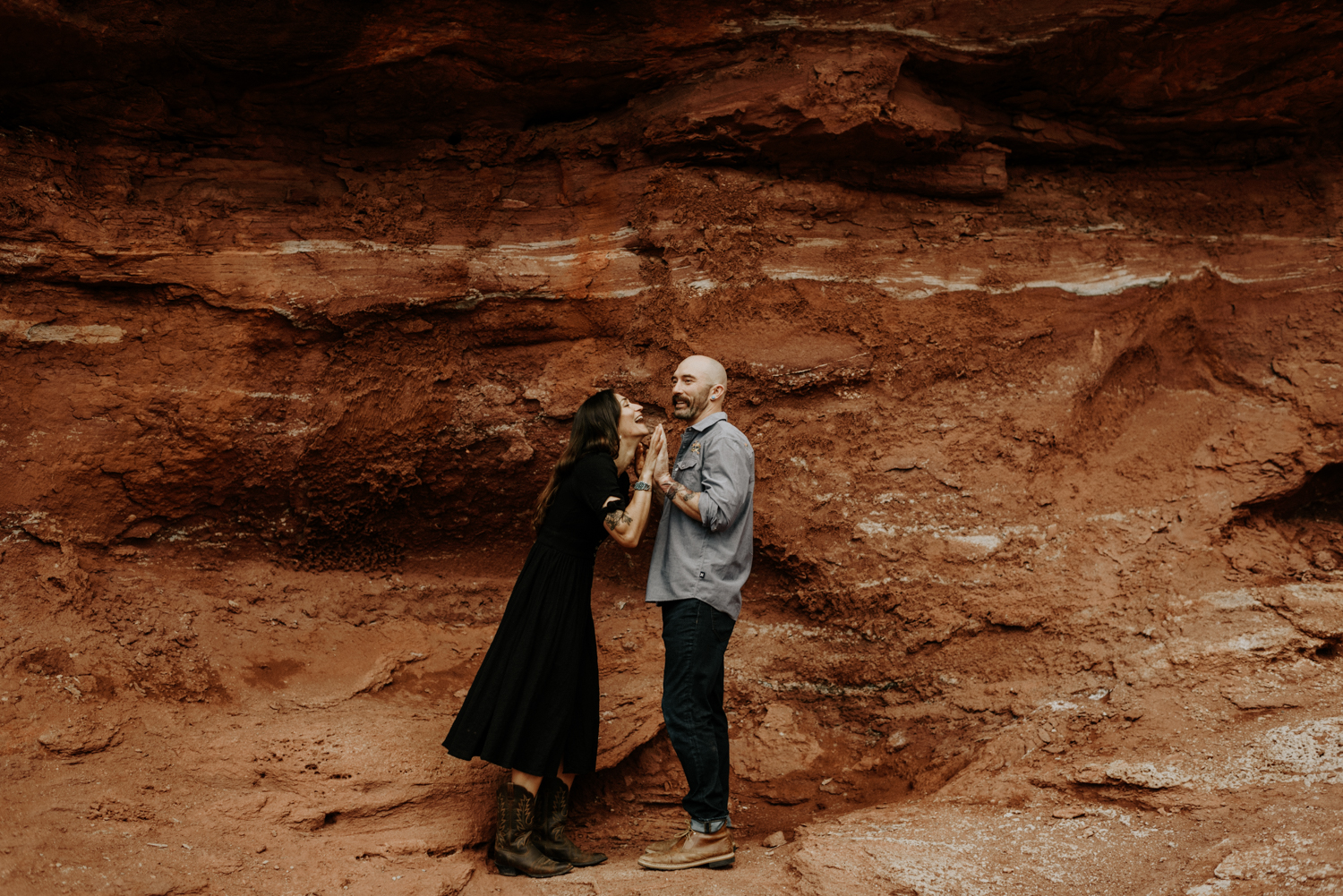 Couples Photography Session in Moab, Utah