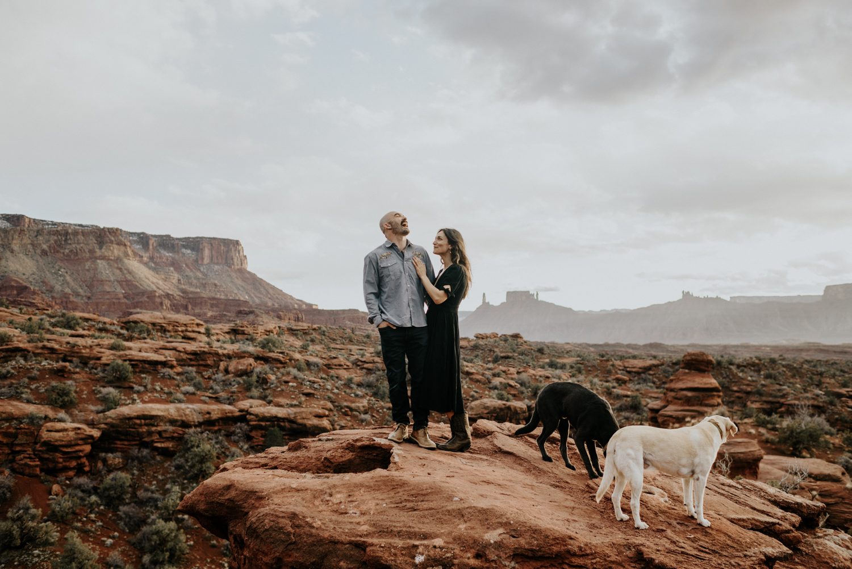 Adventure Photography in Moab, Utah