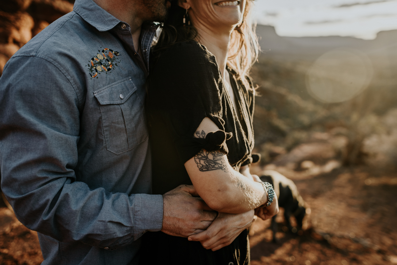 Bohemian Couple Photo Ideas