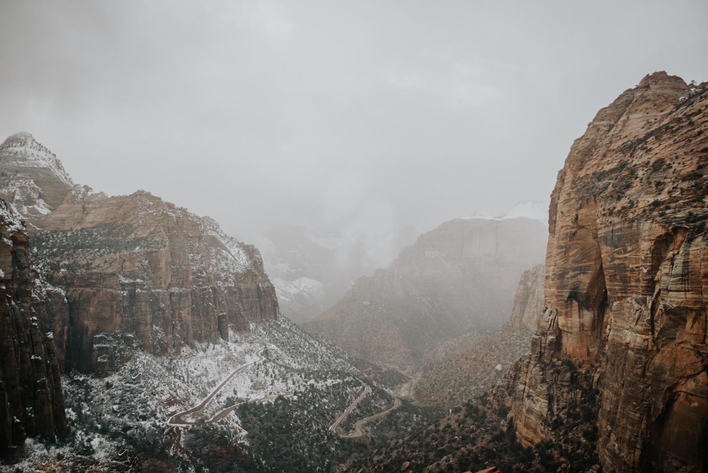 Zion Utah Elopement Photographer