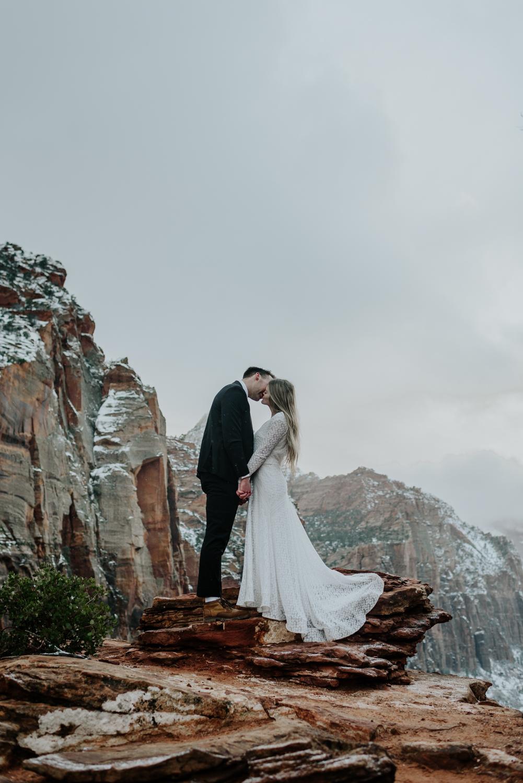 Utah Elopement Photos
