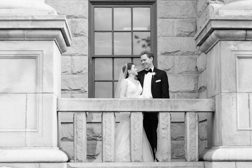 Classic Wedding at the Old Decatur Courthouse