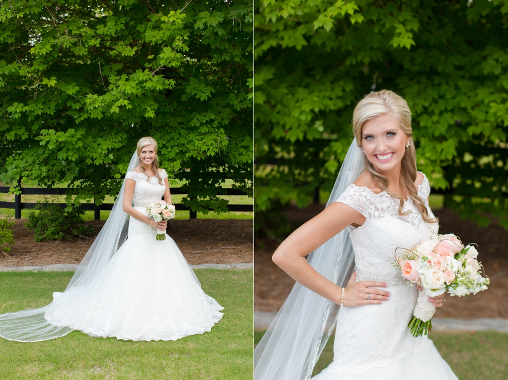 Classic Southern Wedding at Foxhall Resort and Sporting Club 009
