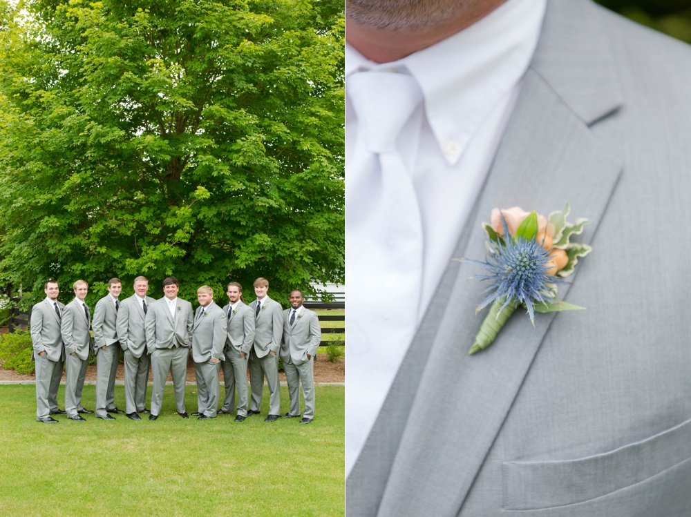 Classic Southern Wedding at Foxhall Resort and Sporting Club 017