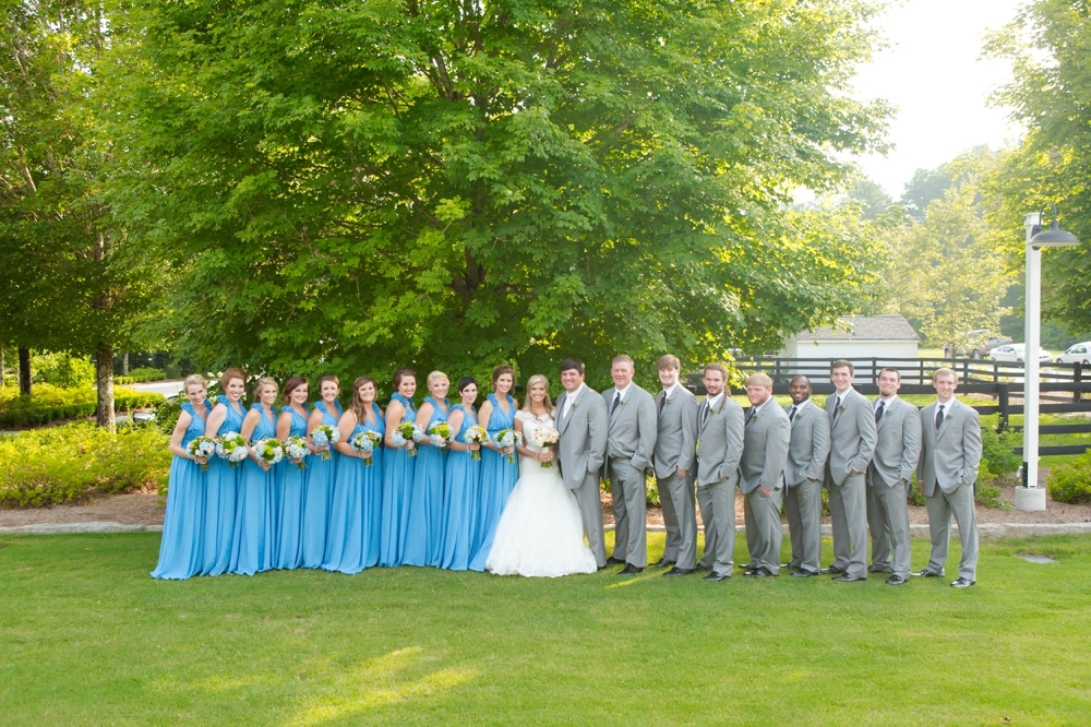 Classic Southern Wedding at Foxhall Resort and Sporting Club 031