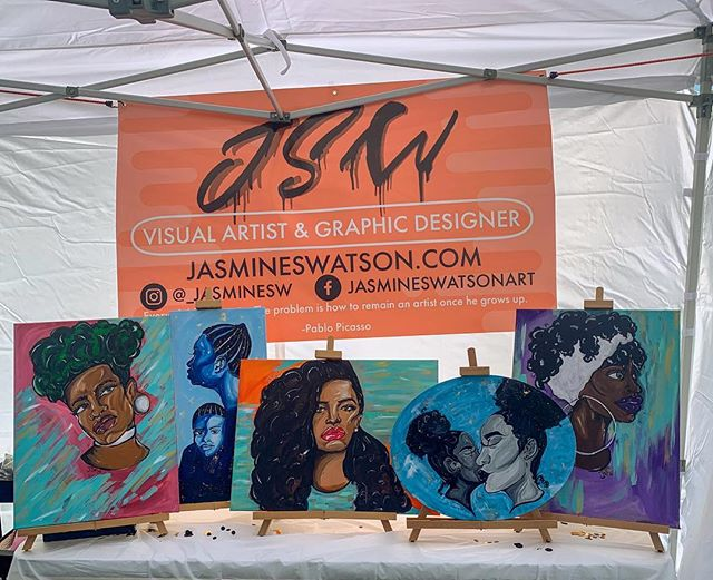 Become a collector.  Visit jasmineswatson.com.