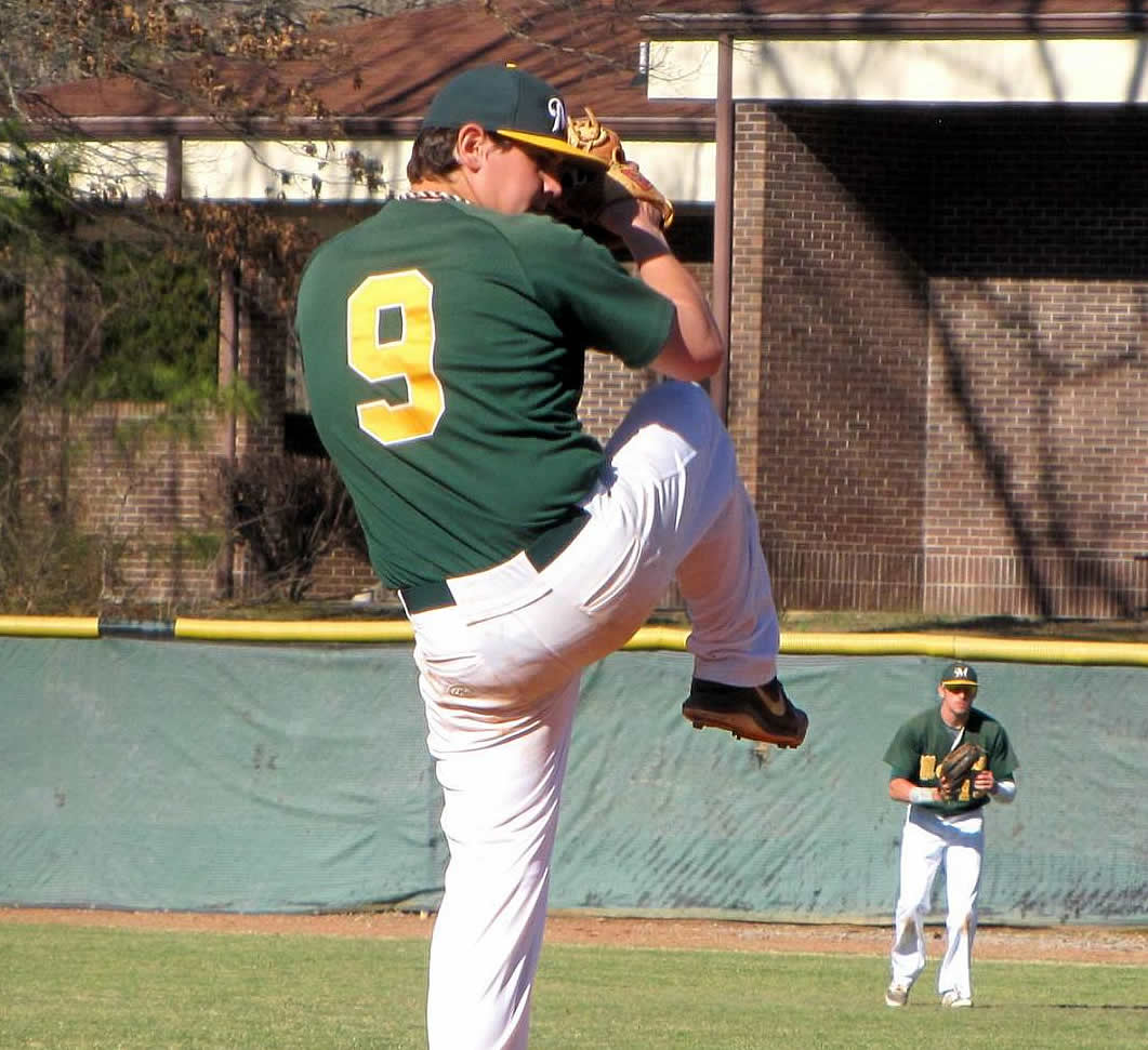 Clayton Palicki finds right balance as Motlow College student-athlete