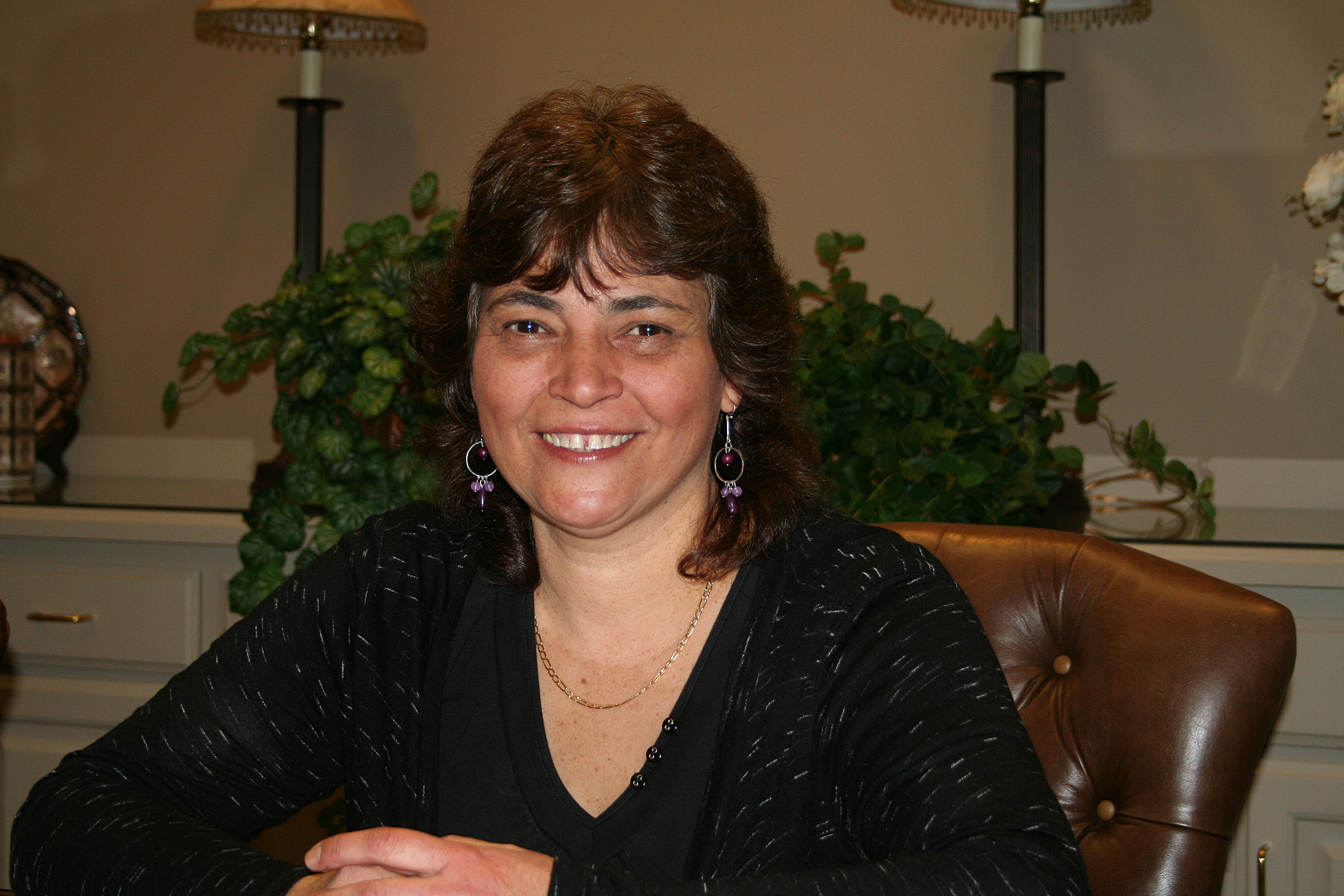 Patricia Foster