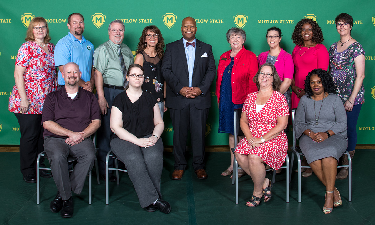Motlow recognizes employees for five years of service