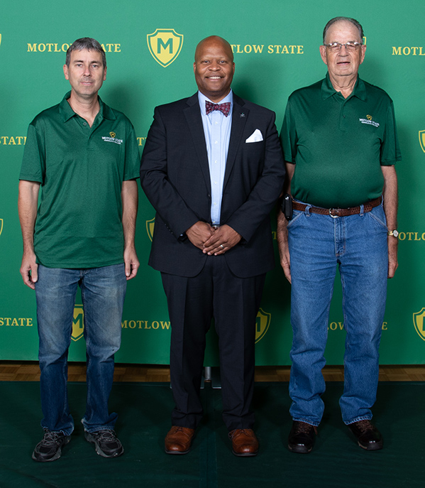 Motlow recognizes employees for 15 years of service