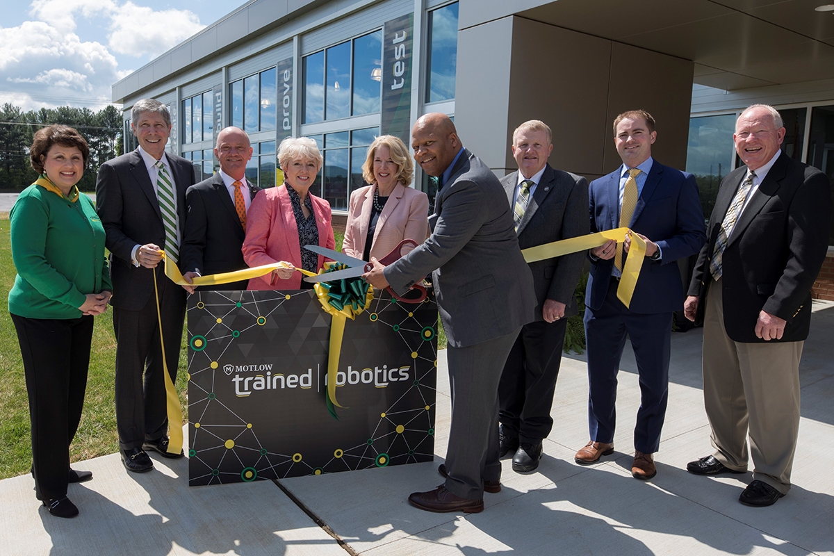 Motlow State Automation & Robotics Training Center now open for business