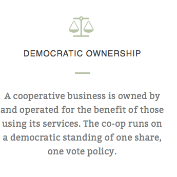 DEMOCRATIC OWNERSHIP