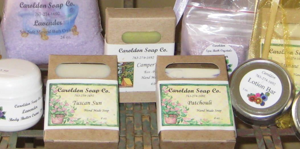 Proud member of the International Handcrafted Soap&Cosmetic Guild