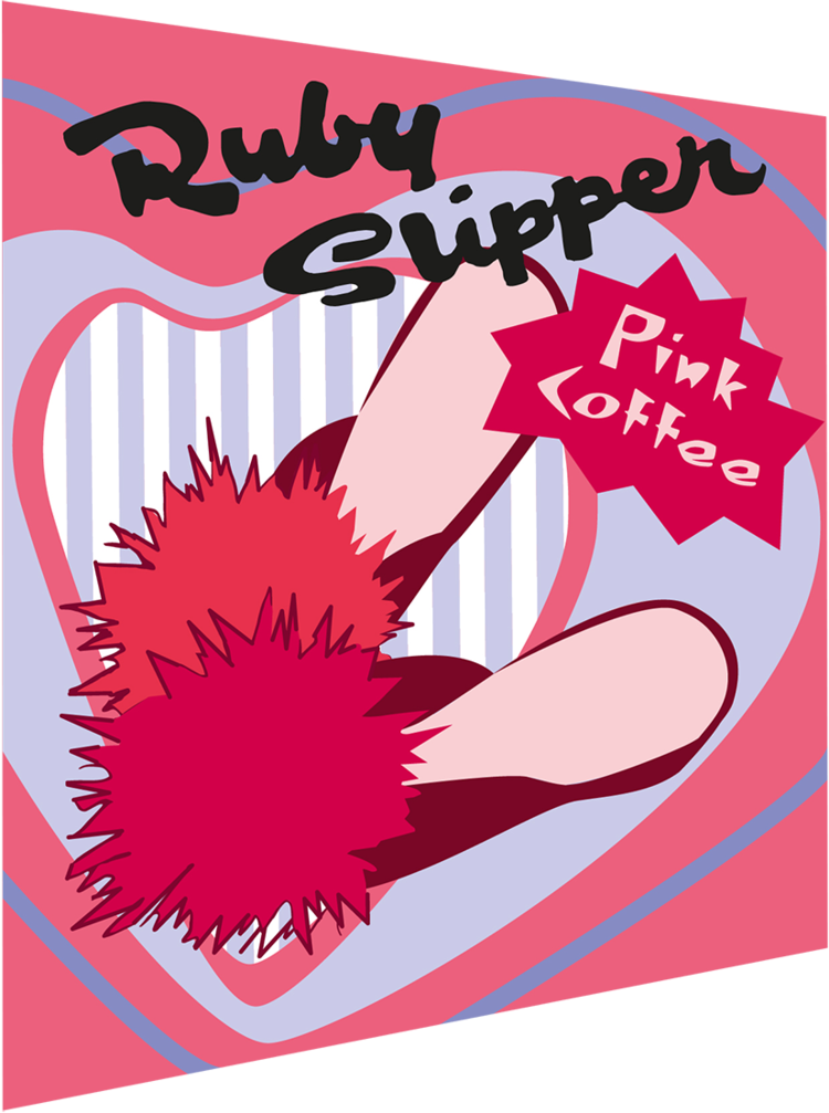 Ruby Slipper-Pink Coffee