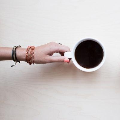 coffee + sweets -