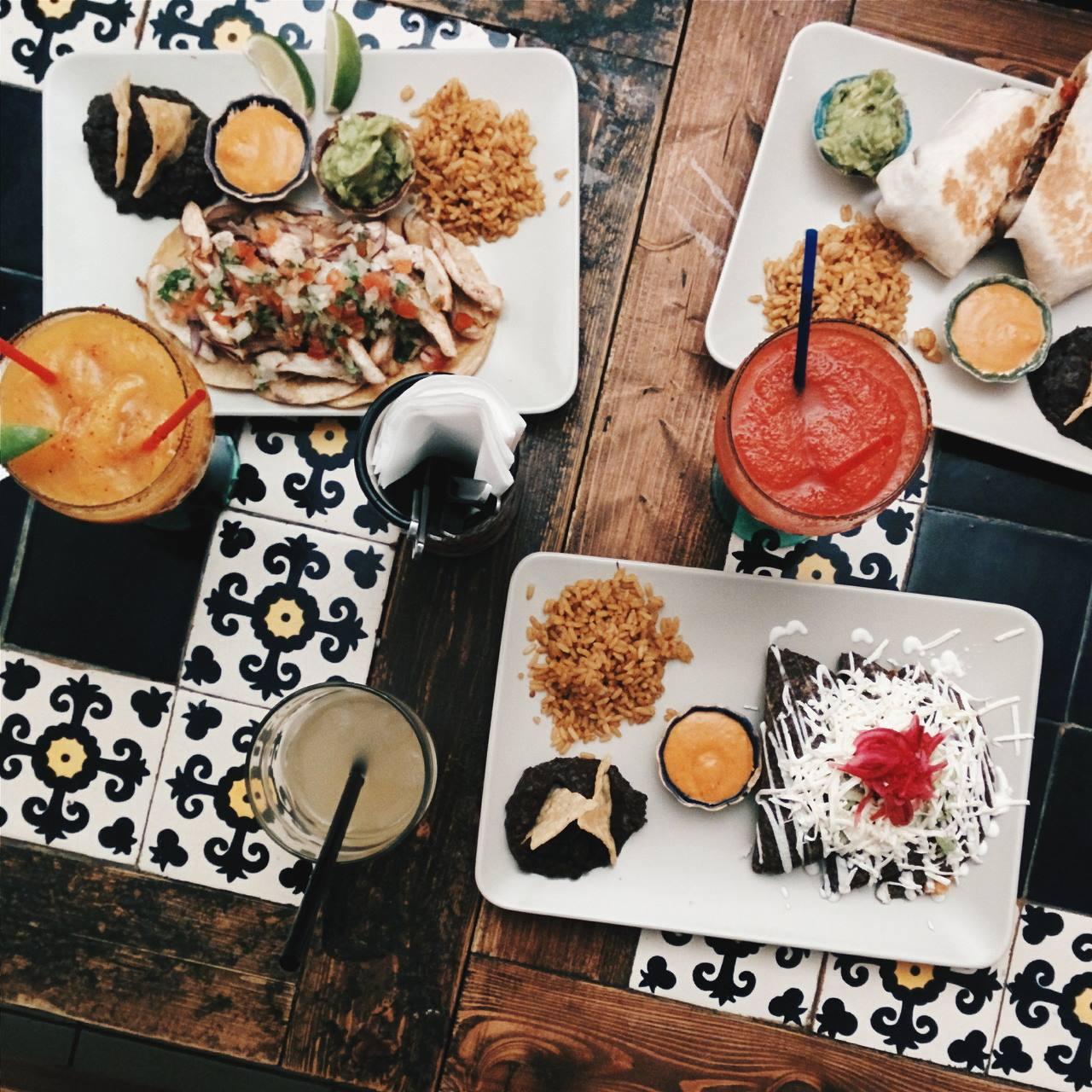 restaurants + Bars -