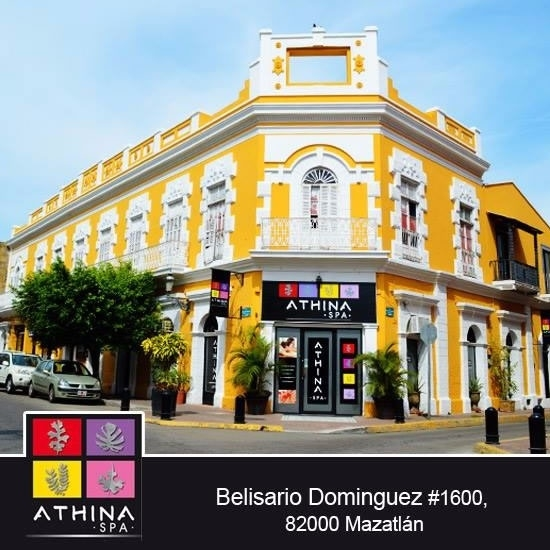 Athina spa - Location: Belisario Dominguez #1600Massages, Mani/Pedi, and Waxing Services Available