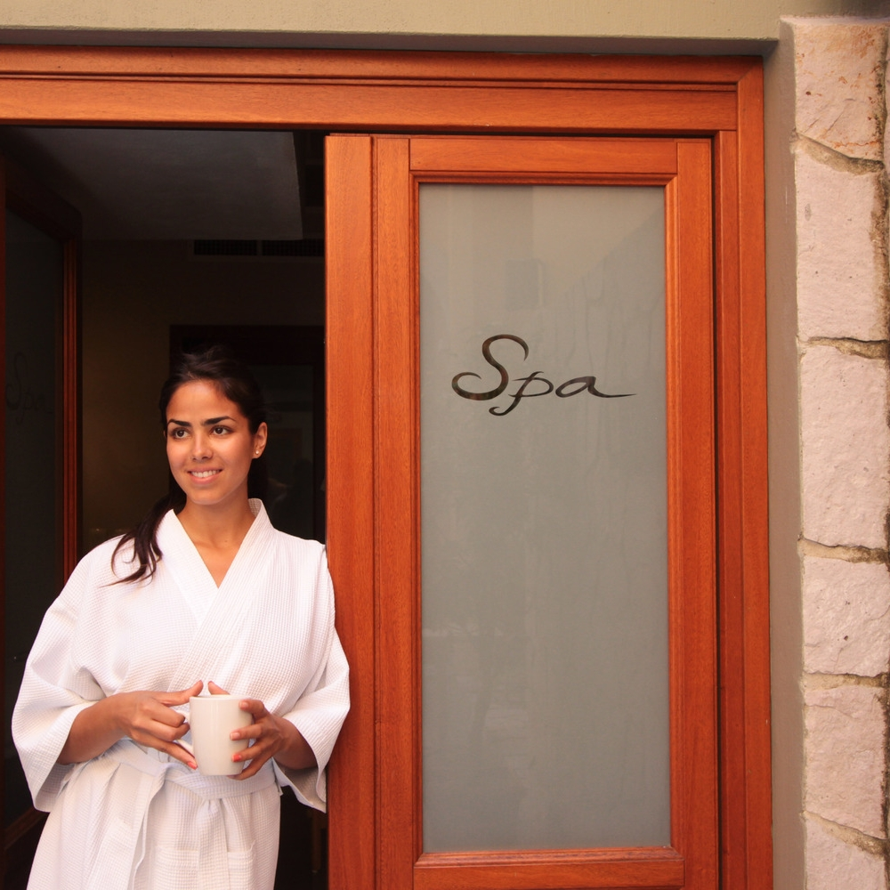 piccolino spa - Location: Olas Altas No. 16 (inside Casa Lucila Hotel Boutique)Massages by appointment only