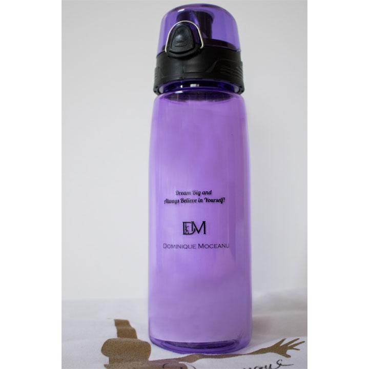 Dominique Moceanu Signature Water Bottle: $9.99