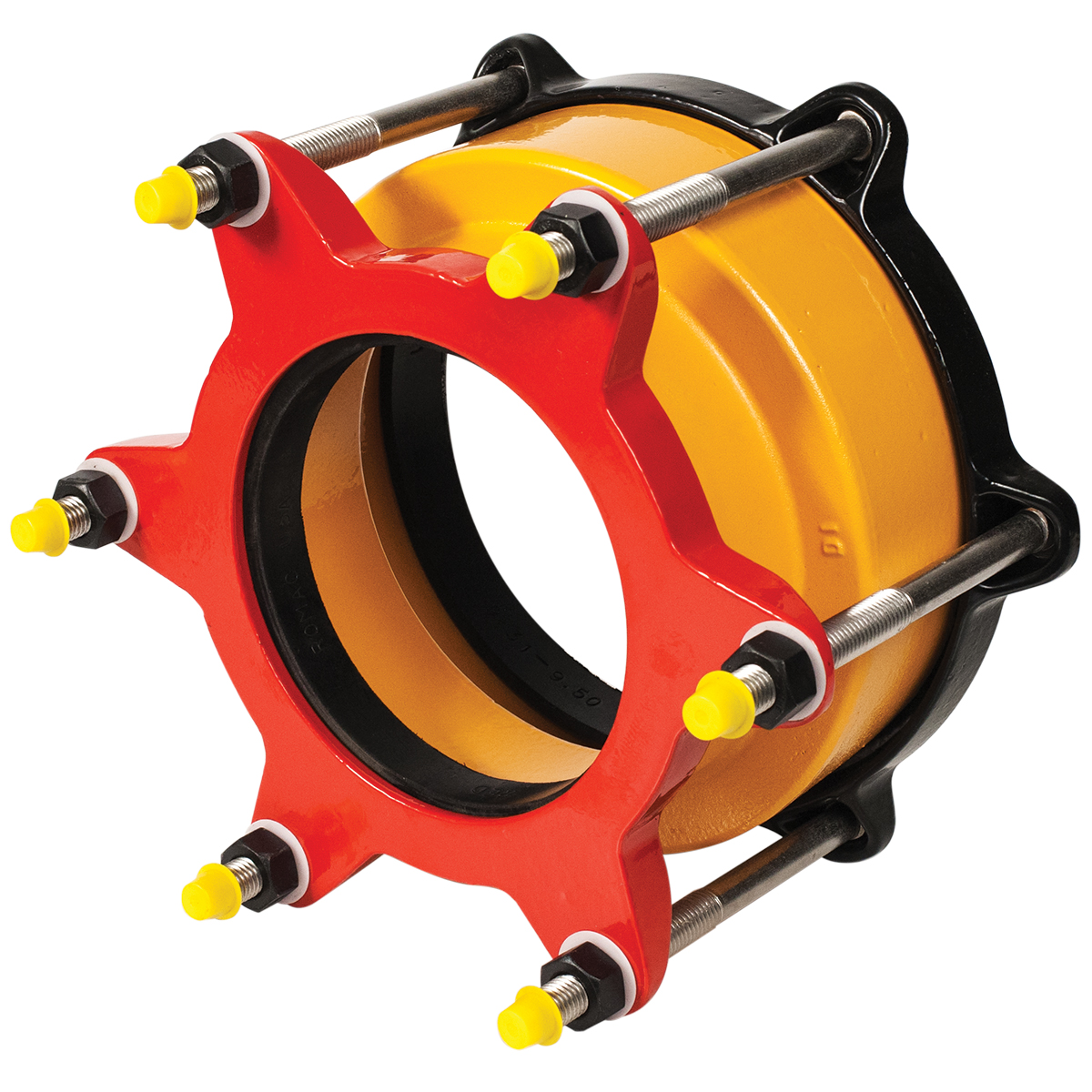 RC501 - Ductile iron coupling