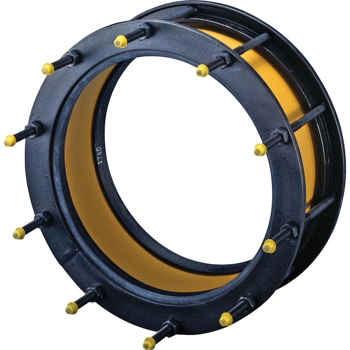 IC400 - Fabricated steel insulating coupling