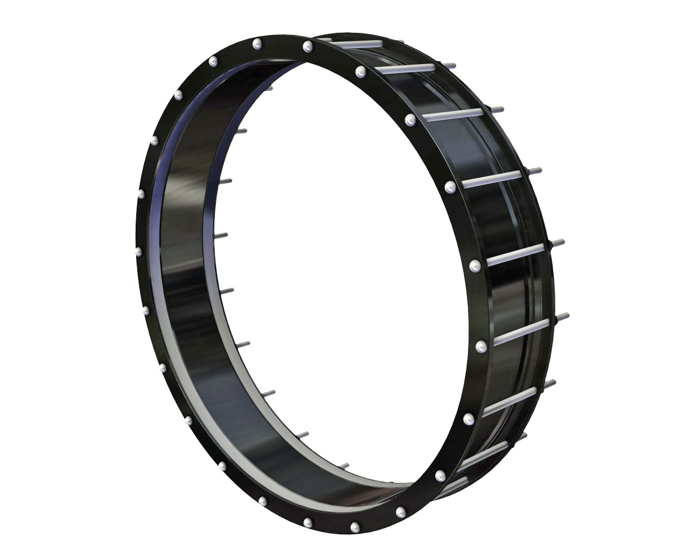 400 - Fabricated steel pipe coupling for pipe sizes 12 inch and larger.Nominal Sizes12 - 96 inches,larger sizes available upon request'Working PressureSee product submittalPipe CompatibilitySteel, cast iron, asbestos cement, plastic and other types of pipe