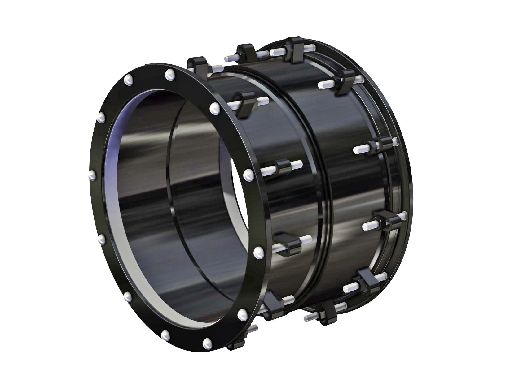 RC400 - Fabricated steel reducing pipe coupling for pipe sizes 12 inch and larger.Nominal Sizes12 - 96 inches,larger sizes available upon request'Working PressureSee product submittalPipe CompatibilitySteel, cast iron, asbestos cement, plastic and other types of pipe