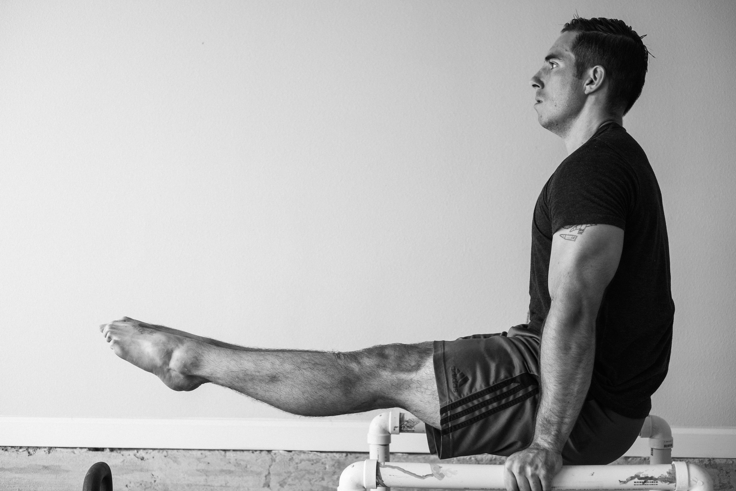 Build Strength and Muscle without Equipment - Seems like a tall order? I'll Show you how in these Five workouts.