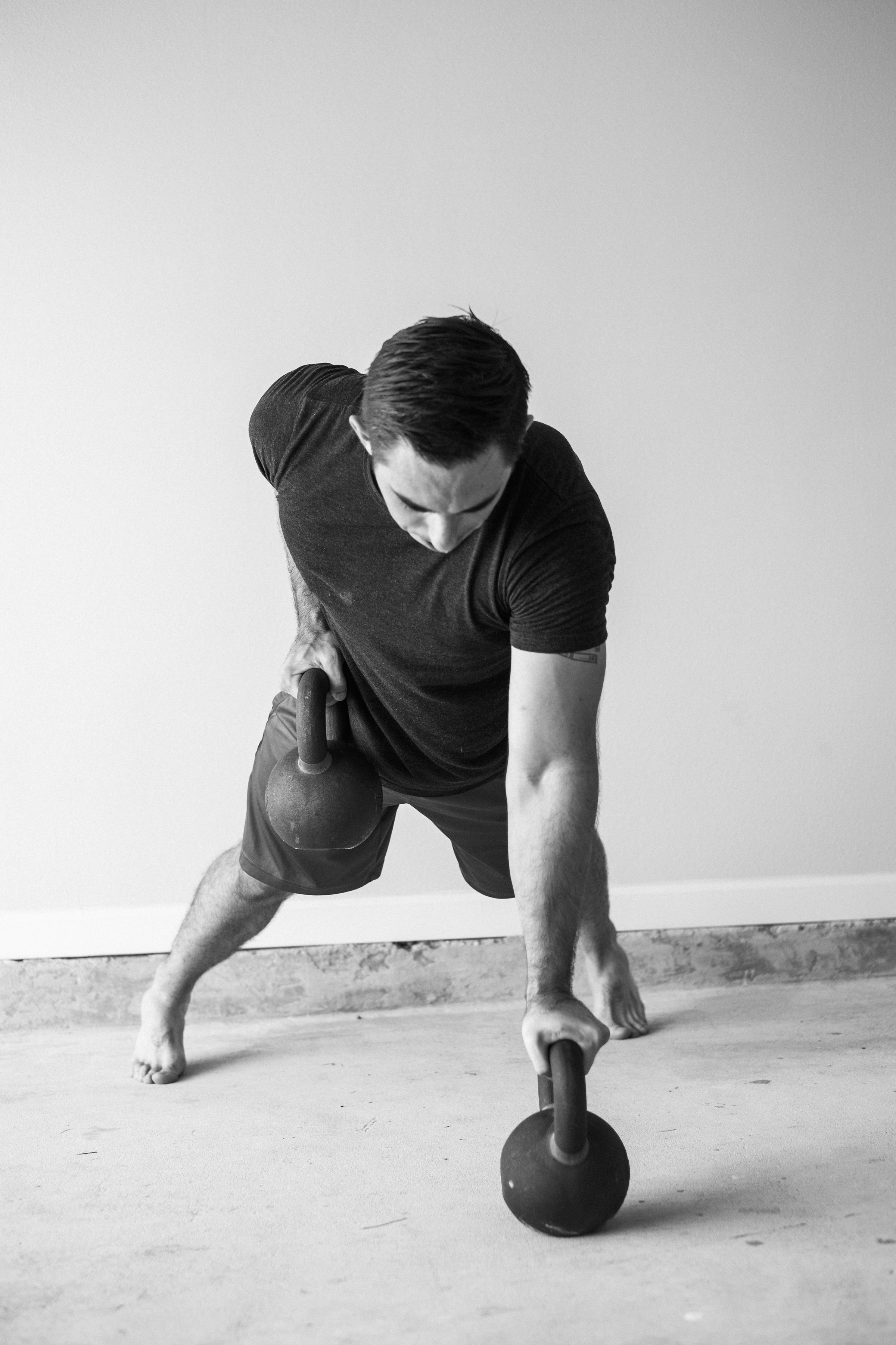 Build muscle and incinerate body-fat with these 5 Kettlebell workouts -