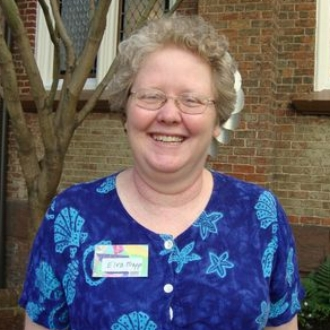 Walk-In Coordinator: Elva Mapp  Born in Bristol, Tennessee, Elva also spent time in Georgia, Louisiana, and Connecticut, but has been in Richmond, Virginia for much of her childhood and most of her adult life. A lifelong Presbyterian, she is an ordained Elder and Deacon, and a participant in many groups in the life of the church. She is a graduate of Yale University, History B.A., The College of William and Mary, J.D., and Virginia Commonwealth University, M.Ed. She also teaches music, movement, games, arts, and crafts to children ranging in age from infant through 8th grade at Tuckaway Ellwood House, Tuckaway Harbor, and St. Bridget's School.