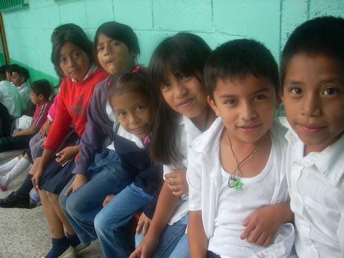 Guatemalan friends