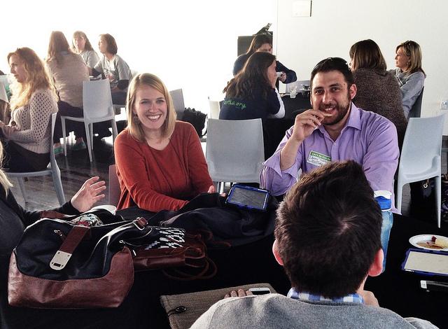 EdcampKC 2014: Collaboration Cafe