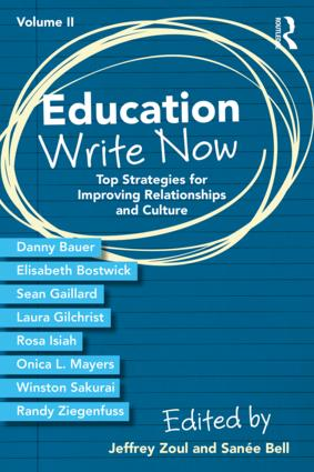 #EdWriteNow -