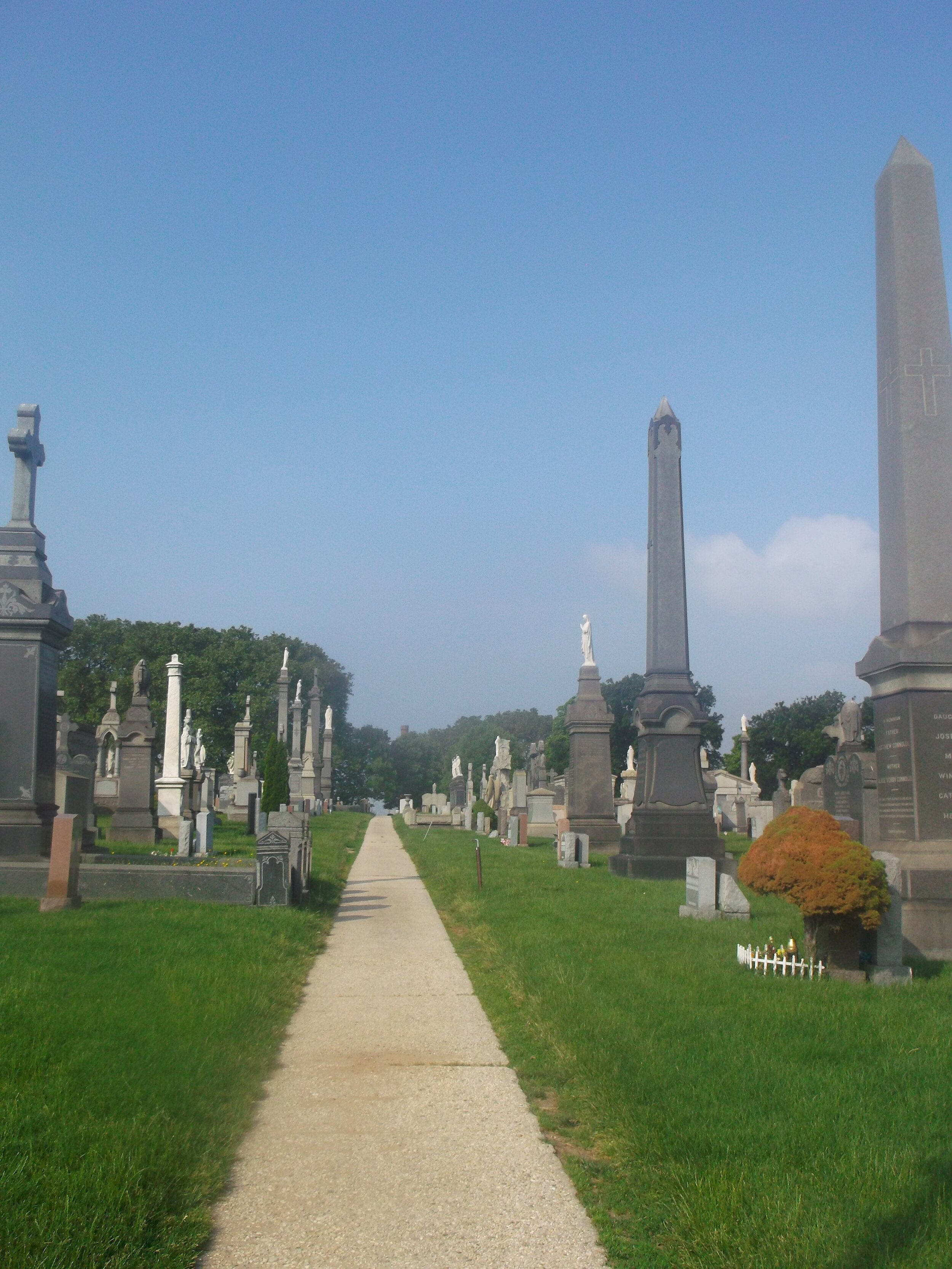 O'LOUGHLIN'S - GRAVE CARE SERVICESServing Calvary Cemetery