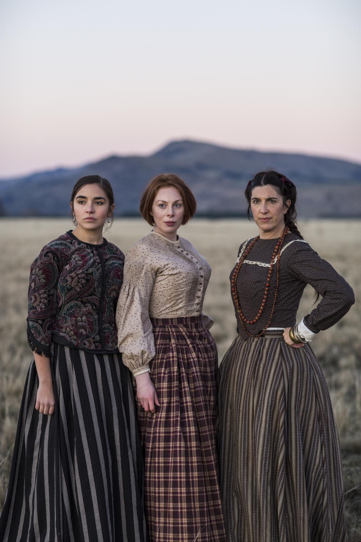 The Stolen - Mikaela Rüegg, Gillian MacGregor and Emily Corcoran.jpg
